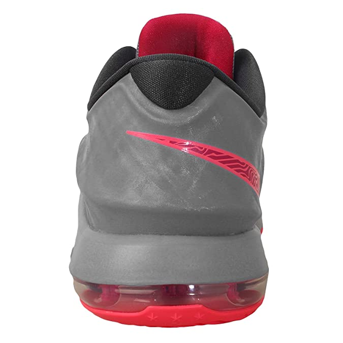 Amazon.com | Nike Men's KD VII, MGNT GREY/HYPER PUNCH-LT MGNT GREY, 7.5 M  US | Basketball