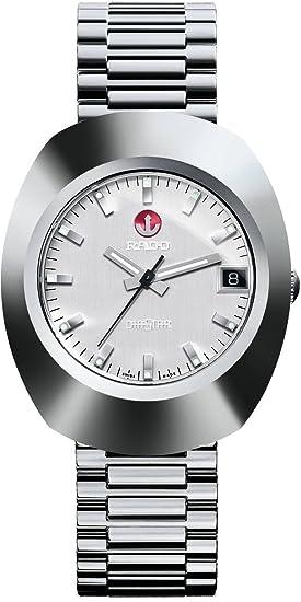 Rado Reloj Original Diastar Reimpresión modelo edición limitada 1957 este r12417103 hombre [Regular importados]