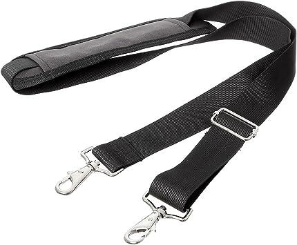 Universal Adjustable Padded Shoulder Replacement Strap for Laptop Sleeve Bag