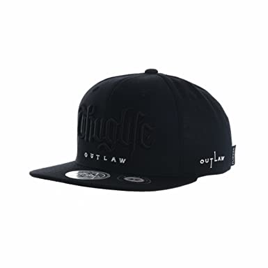 63232ccd0 WITHMOONS Snapback Hat Thuglife Embroidery Hiphop Baseball Cap AL2862