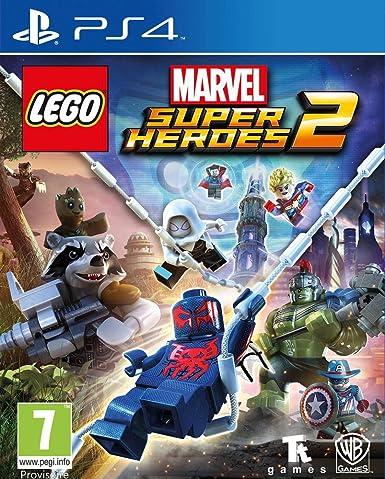 Lego Marvel Super Heroes 2 - PlayStation 4 [Importación francesa ...