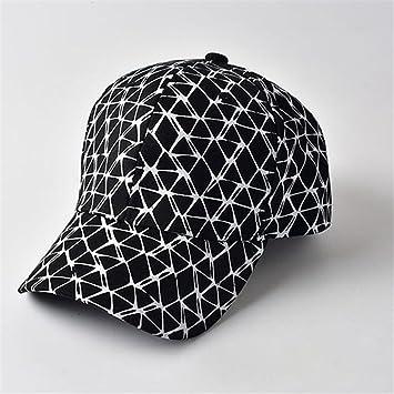 b31b620ab0d PLQ Outdoor neutral boy girl Sport Running Slouch Adjustable Hat Couple Plaid  Baseball Cap