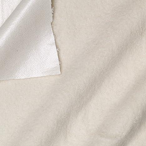 Prosoft algodón orgánico Sherpa impermeable 1 mil Pul Tela (se ...