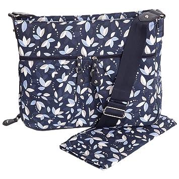 Amazon.com: JOJO maman bebe Northcote bebé bolsa, Azul ...