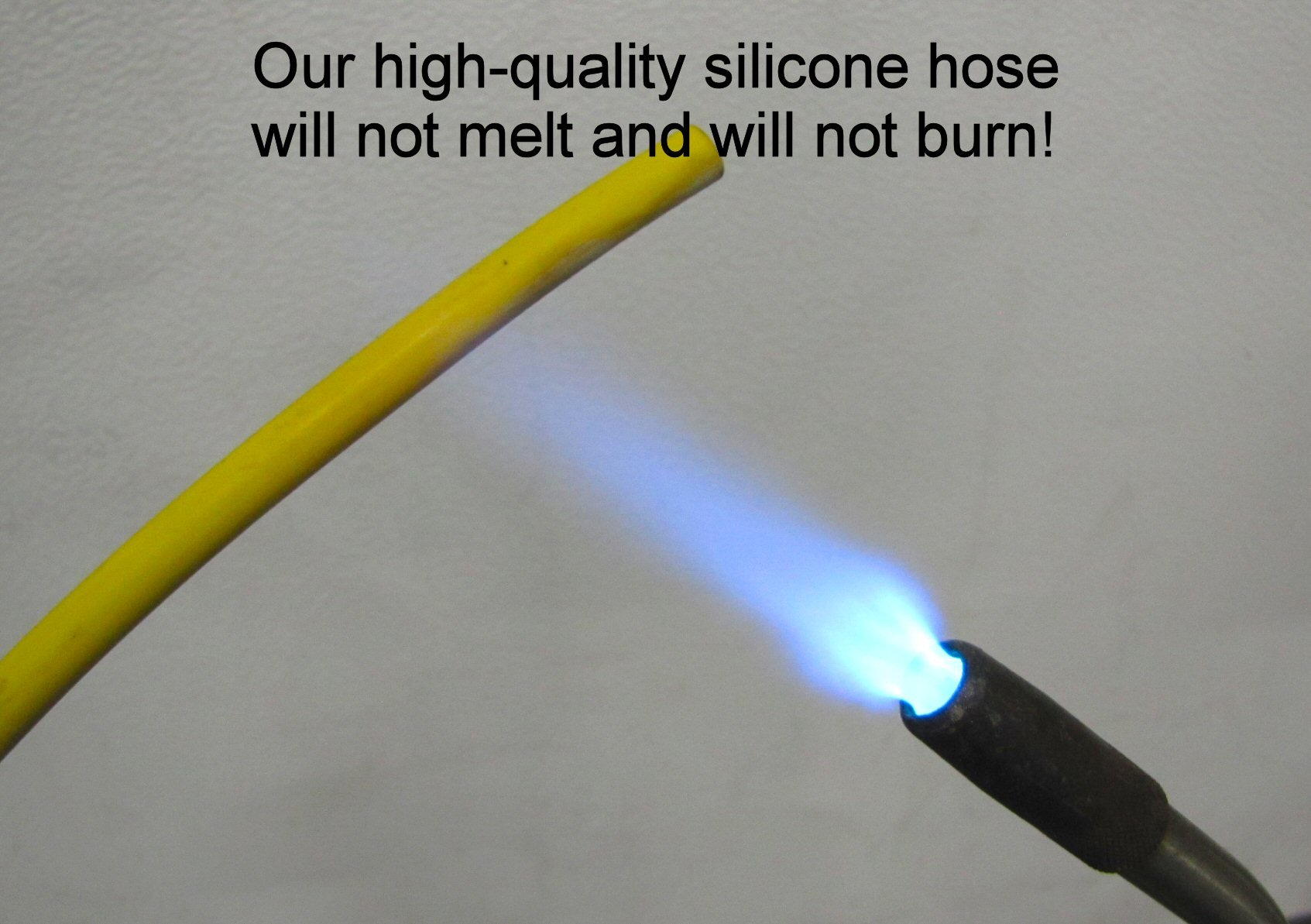 Metric Silicone Vacuum Lines 3 Sizes Kit - Blue
