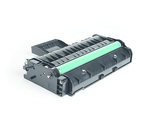 Ricoh 407254 Toner für Aficio SP 201N/204Sn, 2600 Seiten, schwarz
