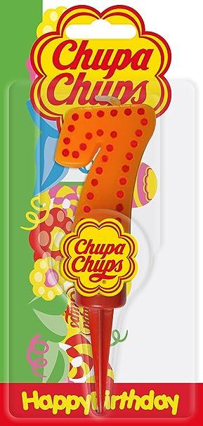 Cereria de Giorgio ch00001 _ 67 vela Cumpleaños Chupa Chups ...