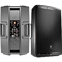 Caixa de som - acústica - 15pol 1000W - JBL Proaudio - EON 615 (BIVOLT)