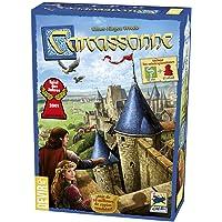 Devir Juego de Mesa Carcassonne