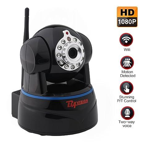 bavision HD 1080P cámara IP inalámbrica Wifi Cámaras de seguridad Home diseño de perro/personas