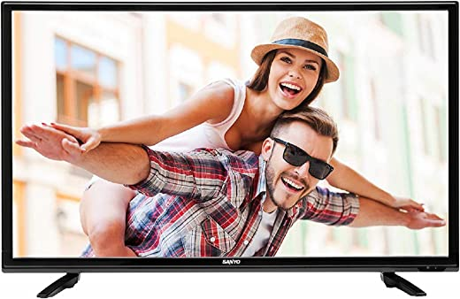 32 Inches Sanyo 80 cm HD Ready LED TV XT-32S7201H (Black)