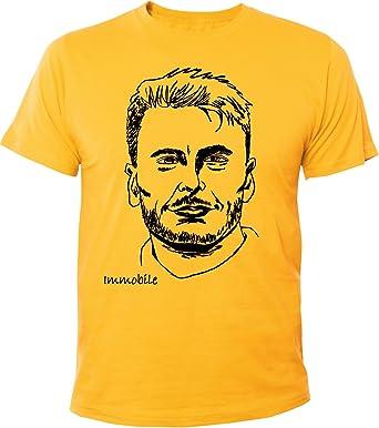 Mister Merchandise Cooles Herren T-Shirt Ciro Immobile: Amazon.de:  Bekleidung