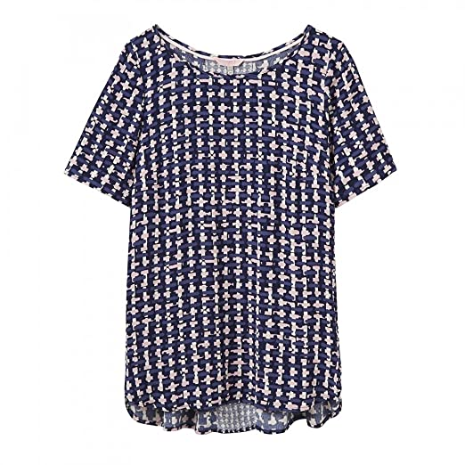 6184c21a4bc Joules Hannah Printed Woven Shell Womens Top (X): Amazon.co.uk: Clothing