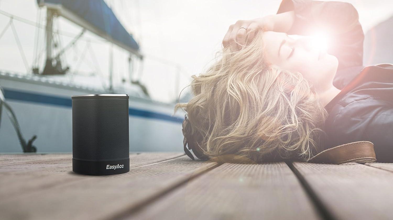 EasyAcc DP100 Mini Bluetooth Speaker