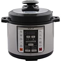 Aufla Smart Electric Cooker with 4L Stainless Steel Pot