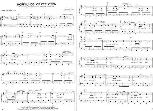 Amigos Santiago Blue – Libro de partituras para piano, voz ...