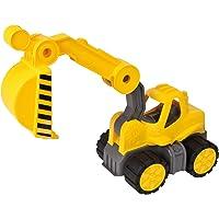 BIG 56835 - Power-Worker Bagger, gelb