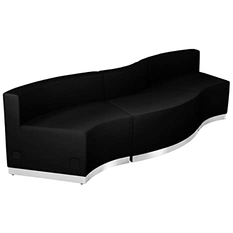 Amazon.com: Flash Muebles Hercules Alon Series piel ...