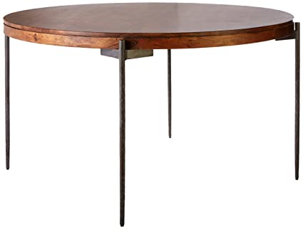 Amazon Com Hekman Furniture 23721 Round Dining Table Tables