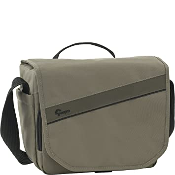 Lowepro Event Messenger 150 - Funda para cámara Reflex, Color Crema