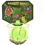 Negi Small Basketball Board Set, Multi Color