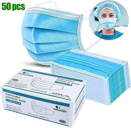 100 pcs disposable surgical mask