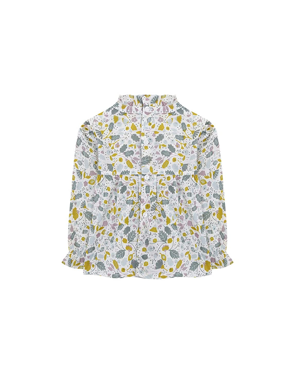 Gocco Baby M/ädchen Bluse Blusa Estampada