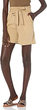 The Drop Women's Bailey Utility Belted Short