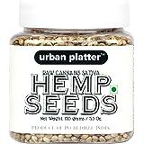 Urban Platter Raw Hemp Seeds Jar, 150g