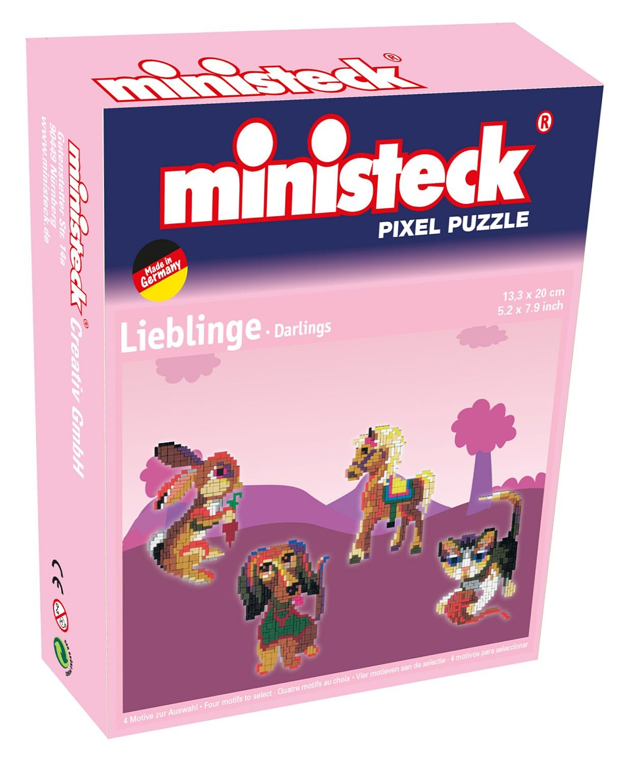 Ministeck Ministeck32553 4 in 1 Favorites Plug Picture