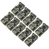 Longruner NRF24L01+ 2.4GHz Antenna Wireless Transceiver RF Transceiver Module Arduino Compatible (10PCS)