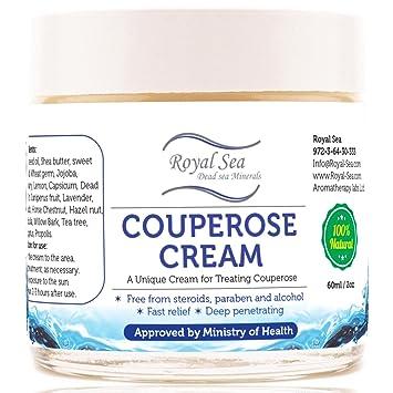 best cream for broken capillaries