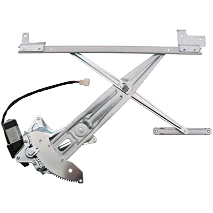 Power Window Motor and Regulator Assembly Front Left ACDelco Pro 11A35