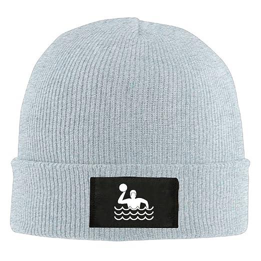 Water Polo Boy Beanie Skull Hat Fashion Design at Amazon Men s ... f6ee7f274d2