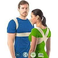 Postuur corrector voor vrouwen en mannen van aHeal   Rugondersteuning voor een goed postuur   Orthopedische rugbrace…