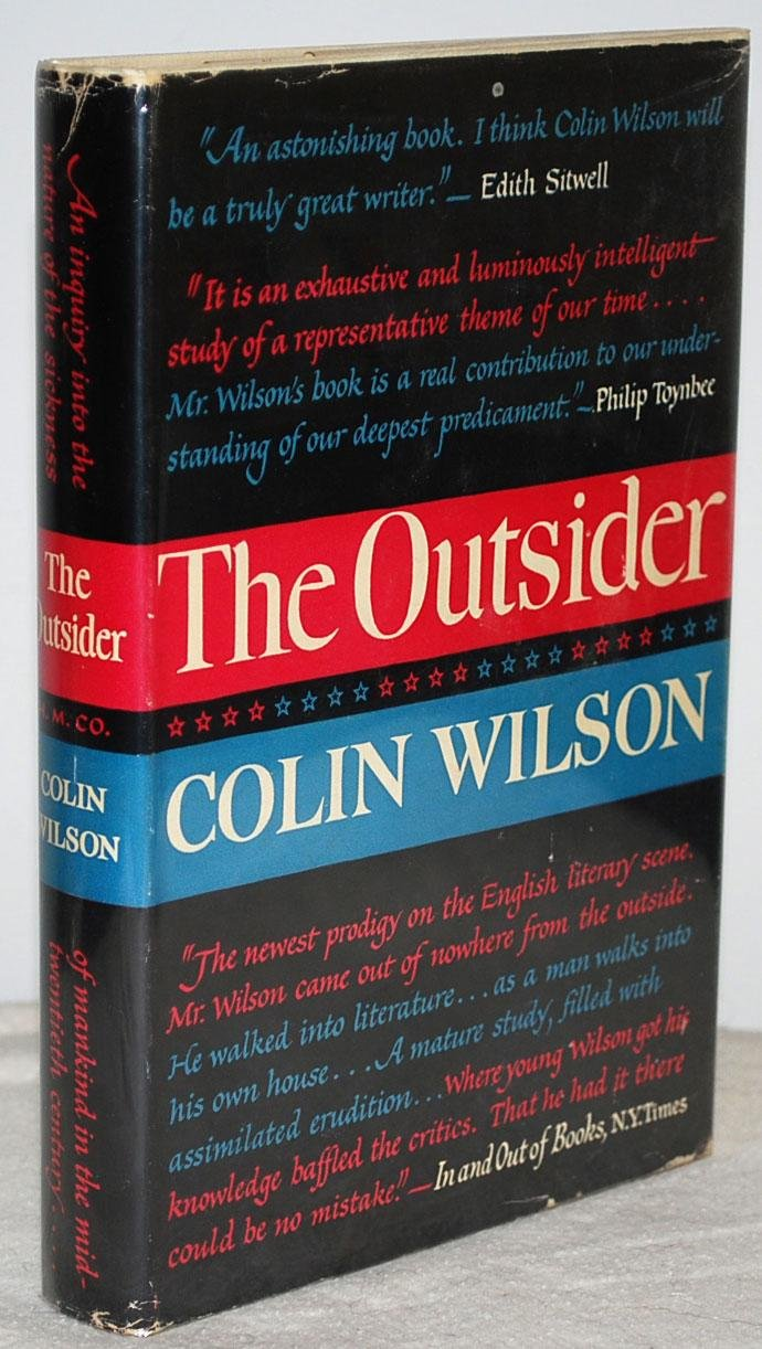 Colin Wilson The Outsider Book