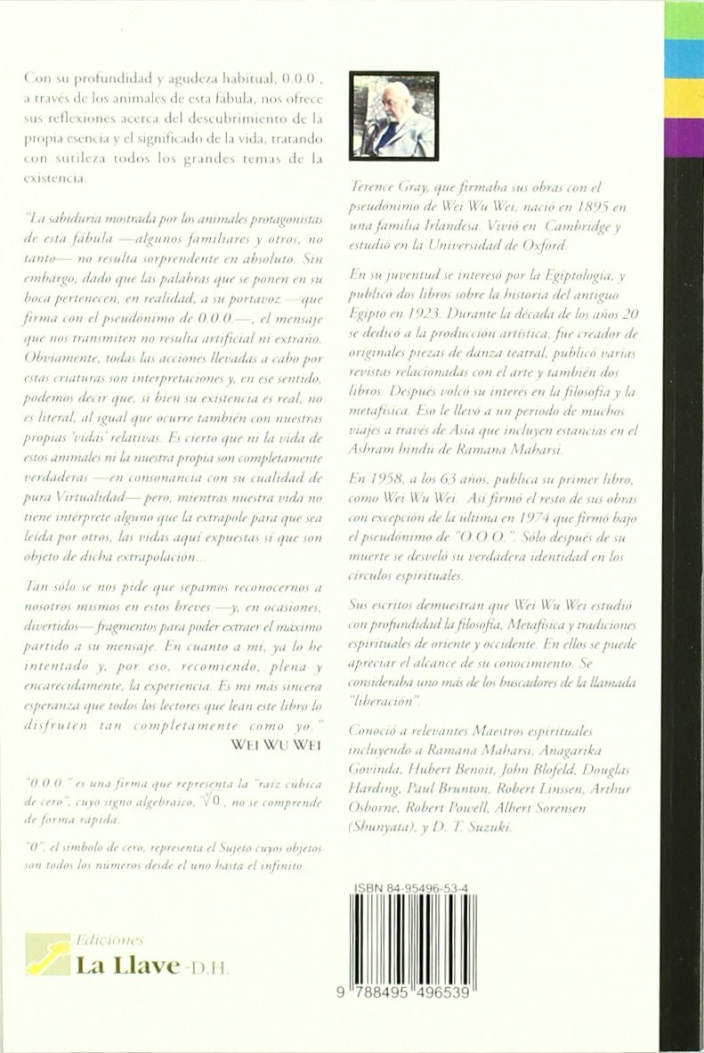 Sabiduria trascendental: Amazon.es: Wu Wei Wei, Fernando Mora Zahonero: Libros