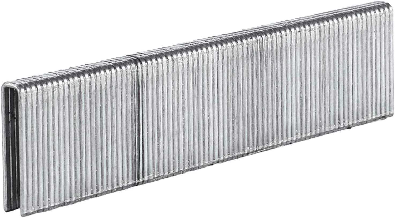 Einhell Klammern, Stk 5,7x25 mm Pack de 3000 grapas para DTA 25 (5 x 25 mm), Plata