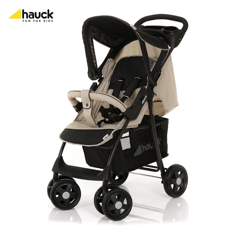 New Hauck Shopper Shop N Drive Travel System Kinderwagen Autositz ...