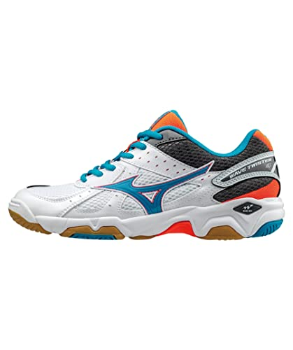 cb00e6acf68d Mizuno Women's Wave Twister Indoor Shoes/Volleyball Shoes 4 ', multicolor  ...