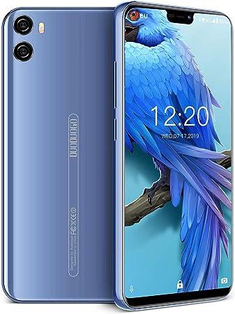 Moviles Libres 4G, Smartphone Libre Dual SIM 5.85 Pulgadas 4GB RAM ...