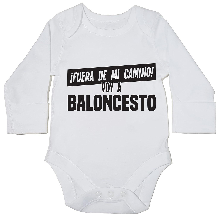Hippowarehouse ¡Fuera De Mi Camino! Voy A Baloncesto Body Manga ...