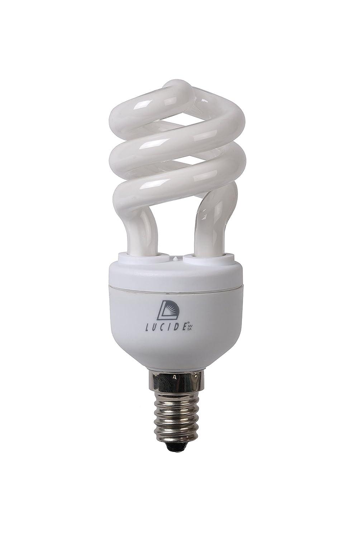 Lucide CFL BULB - Ampoule Basse Consommation - Ø 4, 2 cm - 1x11W 2700K - Blanc 50434/11/31