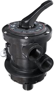 CMP Replacement 1.5- Inch Top Mount Multi-Port Valve - Replaces Hayward SP0714T Pool Sand Filter