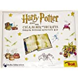 HARRY POTTER & THE CHAMBER OF SECRETS Spells & Potions Science Activity Kit Sounds Of Hogwarts