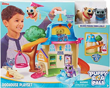 Just Play Puppy Dog Pals House Playset