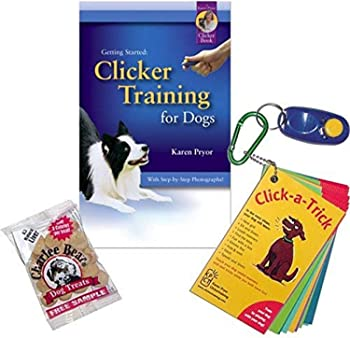 Karen Pryor Clicker Training for Dogs Kit