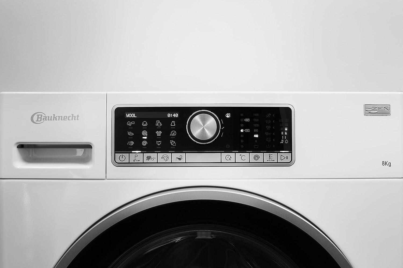 Bauknecht wm trend zen waschmaschine frontlader a b