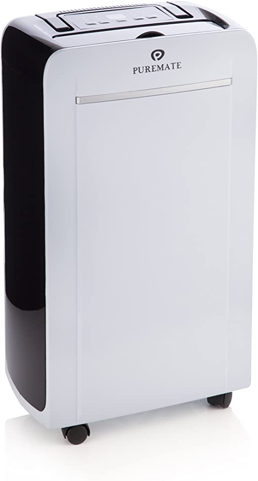 PureMate® PM 412 deshumidificador portátil con Ionizador - 12 ...