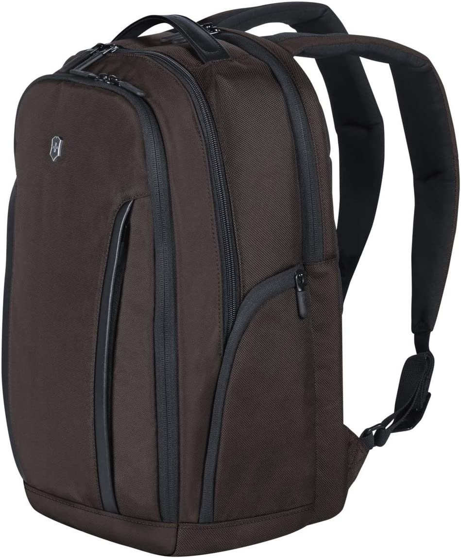 Victorinox Altmont Professional Essential Laptop Backpack, Dark Earth, 16.9-inch